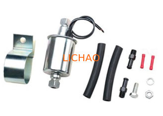 Standard Size Electric Fuel Pump 12V Low Pressure E8012s Include Kits